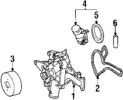 parts com® mercedes benz ml430 radiator oem parts 2001 mercedes benz ml430 base v8 4 3 liter gas radiator