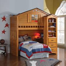 53 Tree House Kids Bed Kid039s Treehouse Bedroom Traditional Kids