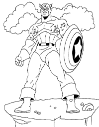 Small Picture Marvel Coloring Pages Online Coloring Coloring Pages