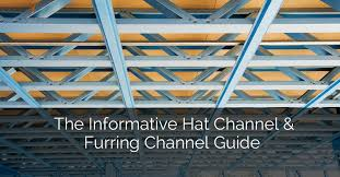the informative hat channel furring