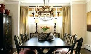 medium size of lighting kitchen table chandelier height over chandeliers dining room delightful chandelie remarkable for