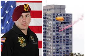 Army Parachutist in Air and Water Show Collision Dies: Reports - Lincoln  Park - Chicago - DNAinfo