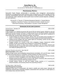 resume format for project manager examples of project manager resumes