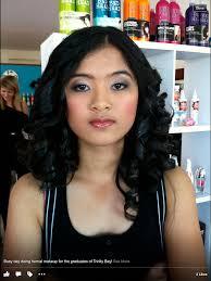 mobile makeup artist for high formals cairns