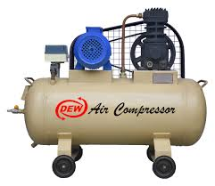 1 hp type reciprocating air compressor