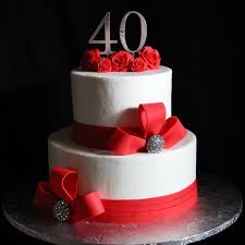 Ruby Wedding Cakes Designs Wedding Cake From Imacimagesco