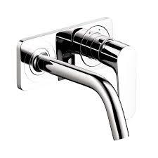 hansgrohe axor citterio m chrome 1 handle 4 in centerset bathroom sink faucet