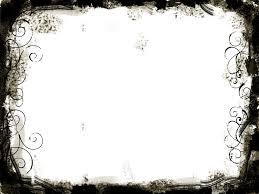 black white swirls frame background