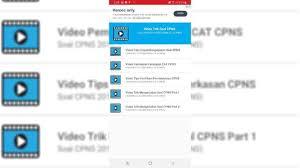 Contoh soal cpns sudah banyak beredar di internet. 3 Aplikasi Simulasi Tes Cpns Pilihan Di Android