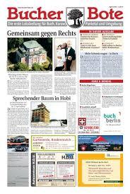 13.April - Bucher Bote