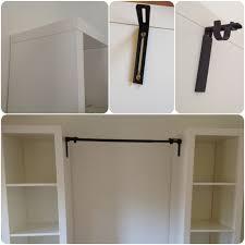 diy closet rod. Closet Rod Extender Hanging Diy