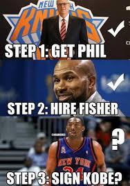 "NBA Memes on Twitter: ""First Phil Jackson...Then Derek Fisher ... via Relatably.com"