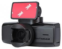<b>Видеорегистратор Datakam 6</b> ECO с камерой, с экраном; запись ...