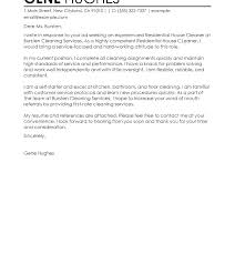 House Cleaner Job Cover Letter For Cleaning Job Janitorial Cover Letter House Cleaning