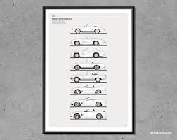 Customizable mercedes posters & prints from zazzle. Mercedes Poster Etsy