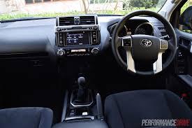 2016 Toyota LandCruiser Prado GXL-dash |