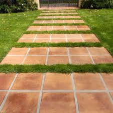 concrete tile flooring for outdoor
