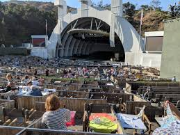 Hollywood Bowl Terrace 2 Rateyourseats Com