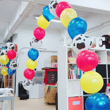 Funlah Floating Helium Balloon Arc Any Special Occasion Corporate Event