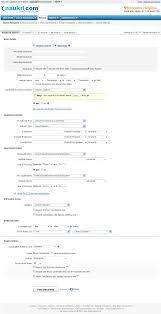 Free Resumech India Online For Employers Monster In Usa Resume