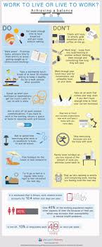 best ideas about professional goals career goals work to live or live to work achieving a balance infographic