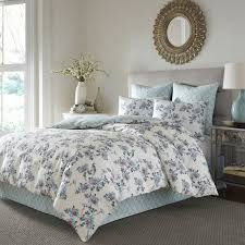 grey cottage fiona cotton sateen full queen size duvet cover set as is item full queen
