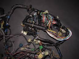 88 89 honda crx oem d15b2 engine wiring harness autopartone com 88 89 honda crx oem d15b2 engine wiring harness