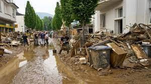 Germany-Belgium floods: Death toll ...