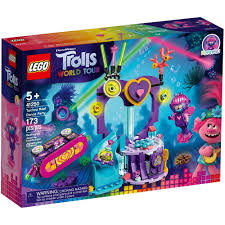 Купить <b>конструктор LEGO Trolls Вечеринка</b> на Техно-рифе 41250 ...