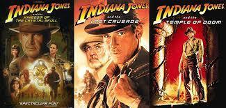 Amazon.com: Adventure Jones 3 pack Temple of Doom / Indiana Jones Last  Crusade & Kingdom of the Crystal Skull Triple Feature Bundle 3 Movies:  Movies & TV