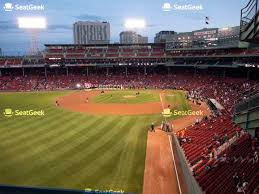 Fenway Park Concert Seating Chart 3d Fenway Park Seating Chart Seatgeek