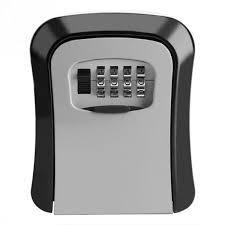 key organizer box.  Box 4 Digit Metal Outdoor Safe Key Box Storage Organizer Security  Lock Wall Mount Case Tools Inside K