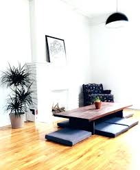 floor seating dining table. Low Sitting Dining Table Seating Floor A