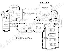 >bellenden manor french country house plans luxuryplans manor  bellenden manor house plan first floor plan