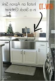 modify kitchen cabinet for farm sink imanisr com