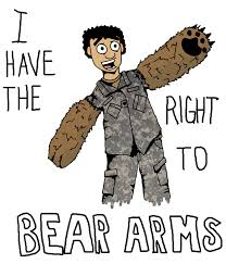 teaching right to bear arms instructions for your students