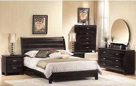 Queen Bedroom Furniture Mocha 7 Piece Queen Bedroom Package The Brick
