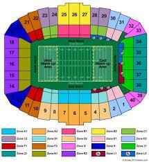 War Memorial Stadium Tickets In Little Rock Arkansas