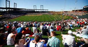 Talking Stick Park Seating Chart Spring Training Ballpark Information Rockies Com