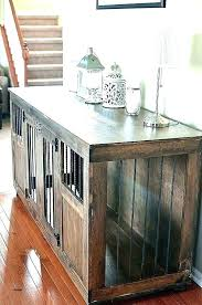 wooden crate end table crate furniture dog furniture crate luxury pet end tables custom township full
