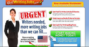 will real writing jobs help you a real writing job  real writing jobs