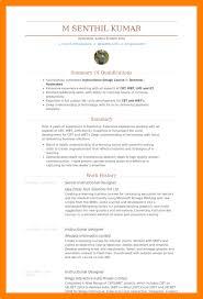 Instructional Designer Resume Interesting 40 Instructional Designer Resume Letmenatalya