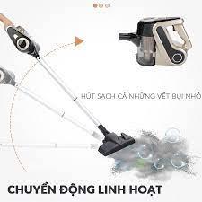 Máy hút bụi cầm tay mini- Nhỏ gọn, tiện lợi, công suất lớn - BẢN CAO CẤP  chính hãng 499,000đ