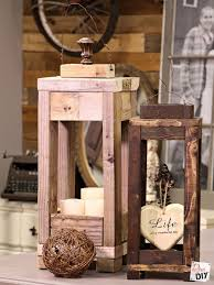 wood decorations for furniture. Easy Outdoor Decor Make Wood Lanterns With Scrap Wood, Diy, How To, Decorations For Furniture