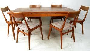 teak dining table set mid century danish teak dining room table w chairs at teak dining teak dining table set