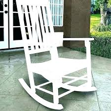 outdoor wicker rocker cushions red rocking chair cushion porch rockers chairs