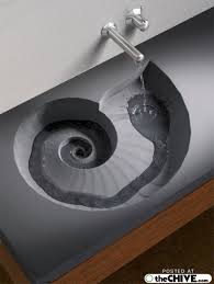 interesting furniture design. I Love This Design Because It Is An Unusual Design. Something Diffirent That We Are Use To. The Sink In Shape Of A Shell Also Represents Water And Interesting Furniture E