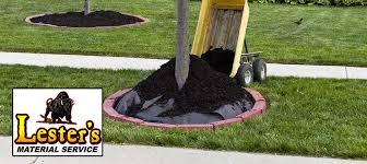 dirt mulch bulk material calculator