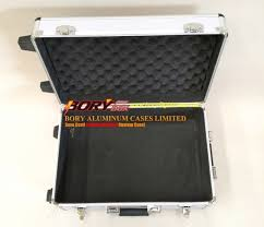 china aluminum diy foam tool equipment hard plastic travel cases with wheels china aluminum case aluminum tool box