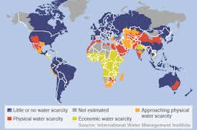 water scarcity  water scarcity